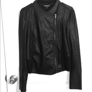 EXPRESS black light jacket